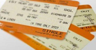 Free £10 Rail Journey