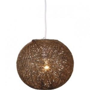 Abaca Ball Light Shade