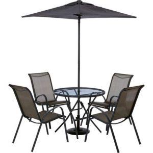 Andorra 4 Seater Garden Furniture