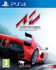 Assetto Corsa PS4 Xbox One