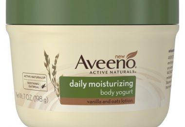 Aveeno Moisturising Body Yogurt