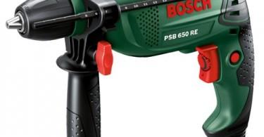 Bosch PSB 650RE Hammer Drill