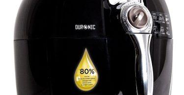Duronic AF1 B Healthy Oil Free 1500W Air Fryer Multicooker