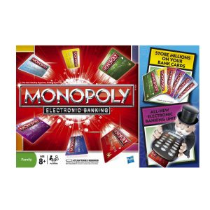 FREE Electronic Monopoly Game From Smyths