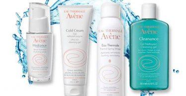 Free Avène Cleanser & Moisturiser