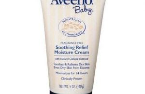 Free Aveeno Baby Cream