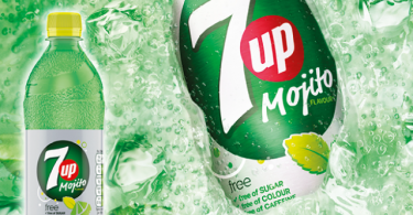 Free Bottle of 7UP Mojito