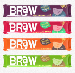 Free Braw Fruit Bar