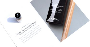 Free Chanel 'Perfection' Foundation