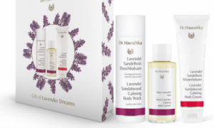Free Dr. Hauschka Lavender Dream Kit
