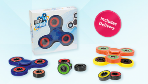 Free Fidget Spinner