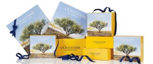 Free L'Occitane Beauty Gift