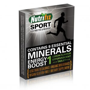 Free Nutrifiz Energy Tablets