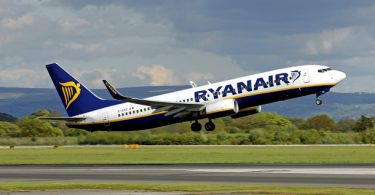 Free Ryanair Flight