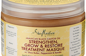 Free Shea Treatment Masque