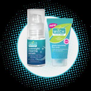 Free Witch Skin Care Mini Bundles