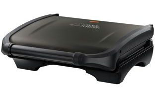 George Foreman 19923 5 Portion Graphite Grill