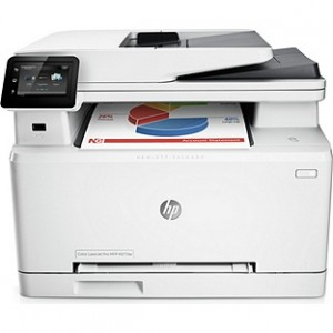 HP LaserJest Pro Colour Printer