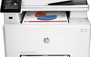 HP LaserJest Pro Colour Printer