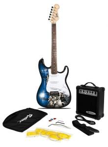 Jaxville Reaper Electric Guitar Pack