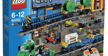 LEGO City 60052: Cargo Train