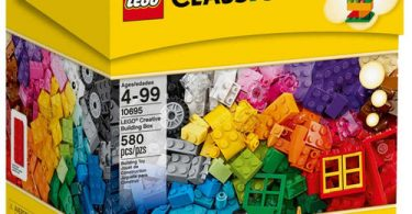 LEGO Classic Creative Building Box (10695)