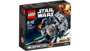 LEGO Star Wars TM 75128 TIE Advanced Prototype Mixed