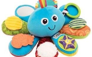 Lamaze Octivity Time Activity Toy