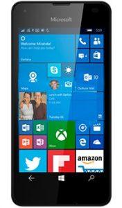 Microsoft Lumia 550 on Pay as you go
