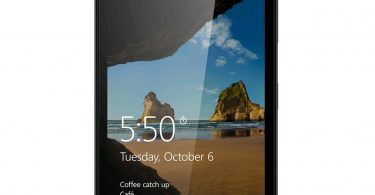 Microsoft Lumina 550
