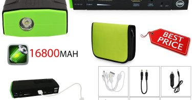 Multifunctional Car Jump Starter