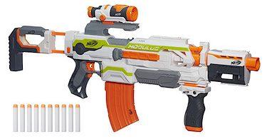 Nerf Gun Reductions