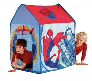 Pop Up Spider-Man Wendy House Play Tent