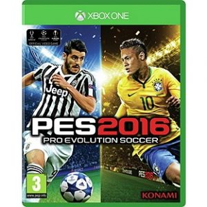 Pro Evolution Soccer 2016 Xbox One Game