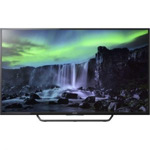 "Sony KD49X8005CBU 49"" Smart 4K Ultra HD TV - Black"