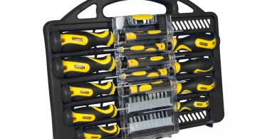 Stanley 34 Peice Screwdriver Set