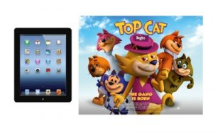 Top Cat Ipad Competition