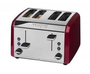 Waring WT400BKU 4 Slice Toaster