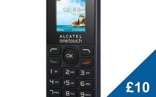 Alcatel Mobile Phone £3.99
