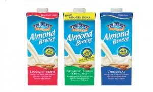 Free Almond Breeze Milk