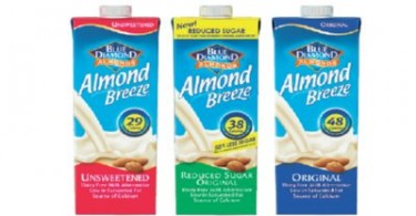 Free Almond Breeze Milk