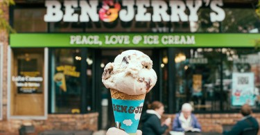 Ben and jerry's Free Cone Day