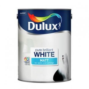 Dulux White Paint