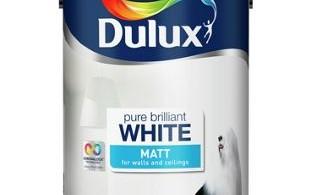 Dulux White Paint