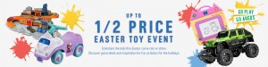 Argos Half Price Toy Event