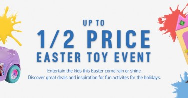 Argos Half Price Toy Event