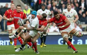 Win two tickets for England v Wales at Twickenham
