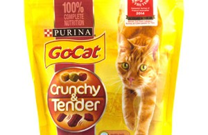 GoCat Crunchy And Tender Sample