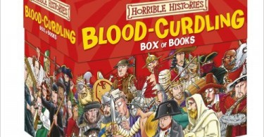 Horrible History Box Set