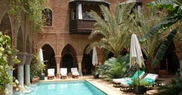 Marrakech Hotel Stay